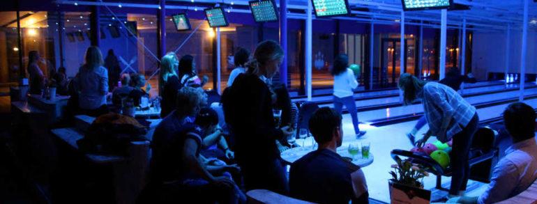 Lasertag & Bowling Paket
