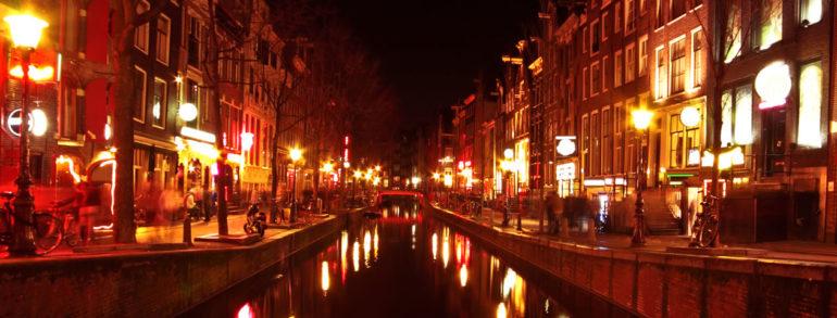 Amsterdam Rotlichtviertel Tour