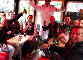 All-in Grachtenfahrt Amsterdam
