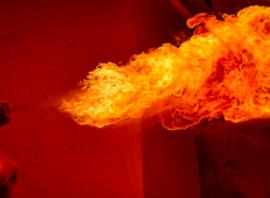 Workshop Feuerspucken