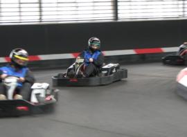 Indoor Go Kart Amsterdam