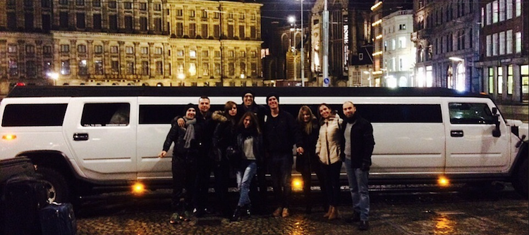 Limousinen Service Amsterdam